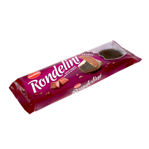 Rondelini - Wafle suche w czekoladzie 90g